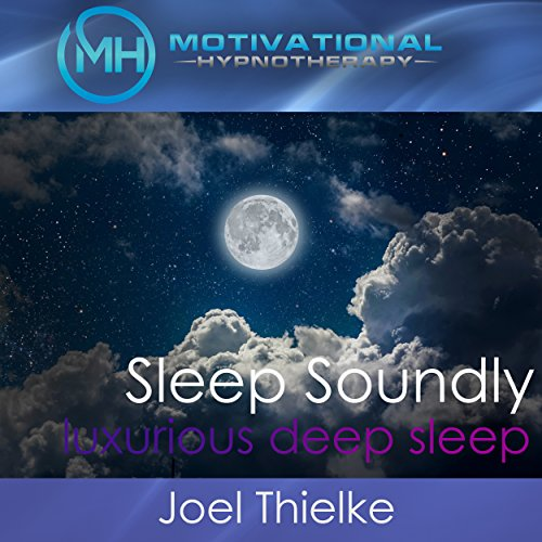 Sleep Soundly audiobook cover art