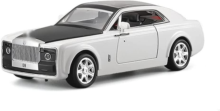 YQINGBO 1 24 Scale shop Simulation Mod Door Double Vision Rolls-Royce free shipping