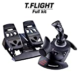 ThrustMaster ThrustMaster Full Flight Kit - T-Flight Hotas X + TFRP Rudder Bundle - Windows
