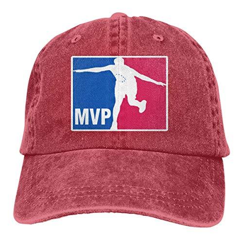 Hoswee Baseballmütze Hüte Kappe MVP Unisex Personalize Cowboy Hat Casquette Verstellbare Baseballkappe