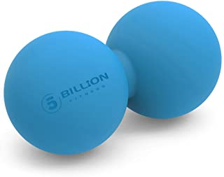 5BILLION Peanut Massage Ball - Double Lacrosse Massage Ball & Mobility Ball for Physical Therapy - Deep Tissue Massage Too...