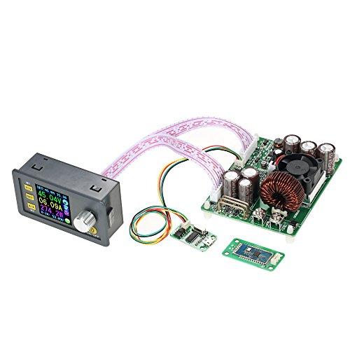 TQ LCD numérique programmable réglable d'alimentation CC d'alimentation du Module de Commande Buck-Boost régulateur de Tension constante Tension de Courant