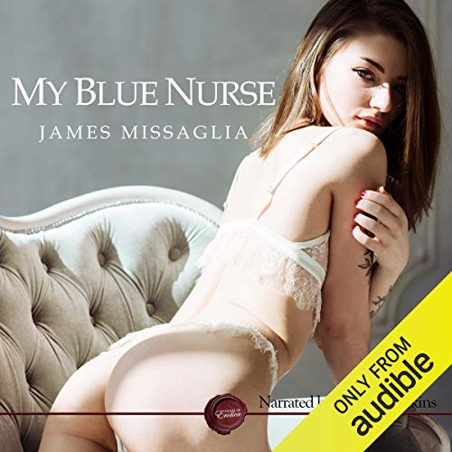 My Blue Nurse cover art