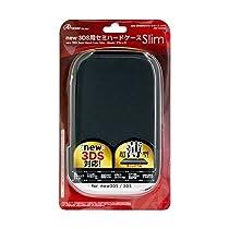 (まとめ)アンサー new 3DS用 「セミハードケース スリム」 (ブラック) ANS-3D058BK【×3セット】 ホビー エトセトラ ゲーム Nintendo NintendoDS [並行輸入品]