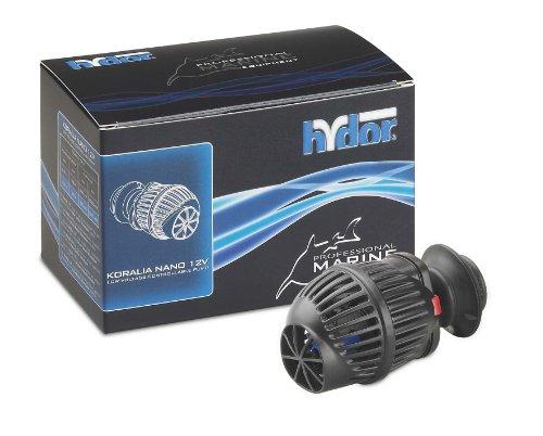 Hydor Koralia Nano Controllable Circulation DC Pump, 12V, 100-260 GPH