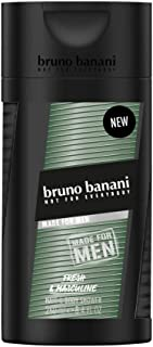 Bruno Banani Made for Men - Gel de ducha para hombre (4 paquetes de 250 ml)