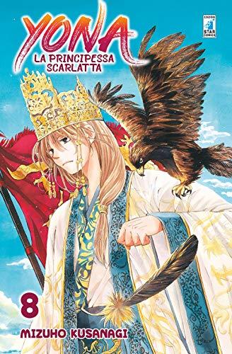 Yona la principessa scarlatta (Vol. 8)