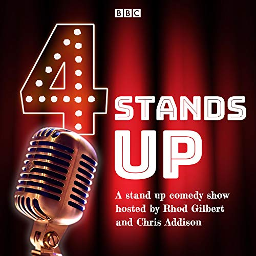 4 Stands Up cover art