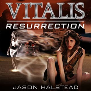 Vitalis: Resurrection (Book 2) cover art