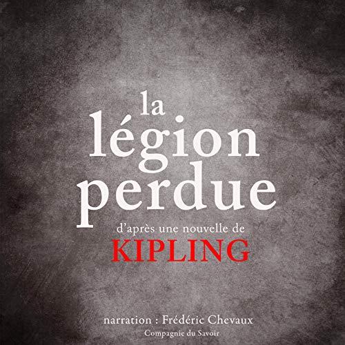 『La légion perdue』のカバーアート