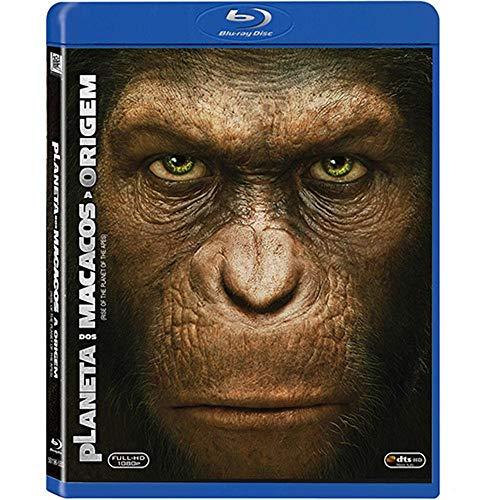 Planeta Dos Macacos: A Origem [Blu-Ray]
