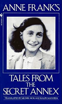 Paperback Anne Frank's Tales from the Secret Annex Book