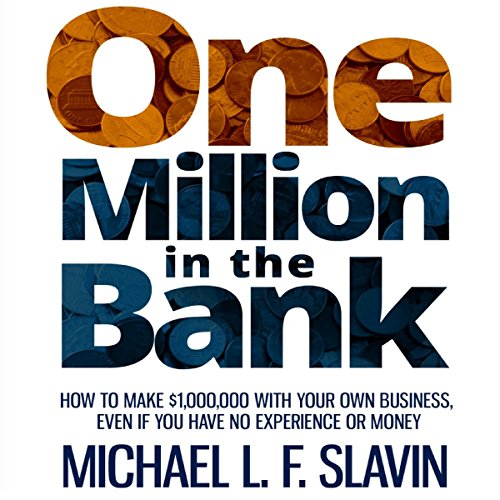 One Million in the Bank audiobook cover art