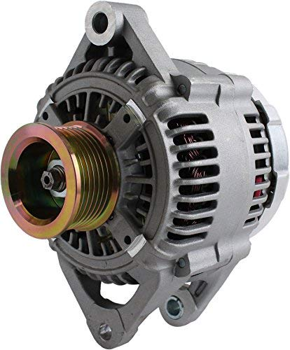 OCPTY Alternators AND0129 113364 13824 Fit for DodgeTruckDakota19995.2L 1999-2000 3.9L/5.9L Durango 19993.9L Dodge Van Ram 1500 Van 1999-2000 3.9L/5.2L/5.9L