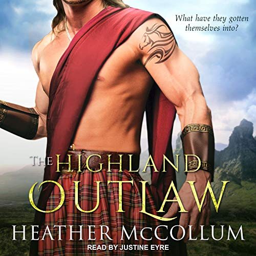 The Highland Outlaw cover art