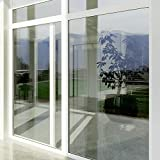 BDF NSN70 Window Film Transparent Ultra High Heat Rejection & UV Cut NSN 70 (Very Light) - 24in X 14ft