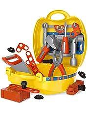 FunBlast Construction Tools Kit Toys for Kids (Multicolour) - Set of 25 Pieces