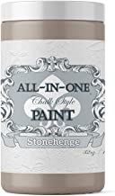 All in One Chalk Style Paint-Stonehenge (mid-Tone Greige) 32oz Quart