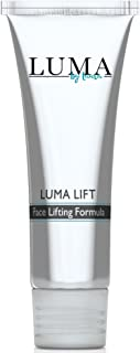 Luma Lift - Instant All Natural Eye Line Smoothing Cream Stem Cell Complex Therapy Which Reduces the Appearance of Crow's Feet, Puffy Eyes, Dark Circles & Eye Bags. Best Anti-Wrinkle Treatment. - 15ml
