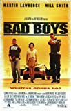 BAD BOYS - WILL SMITH – Imported Movie Wall Poster Print