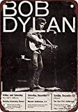 CDecor Bob Dylan at Berkeley, Sf and San Jose