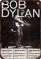 Bob Dylan ティンサイン ポスター ン サイン プレート ブリキ看板 ホーム バーために