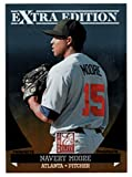 Navery Moore (Baseball Card) 2011 Donruss Elite Extra Edition Prospects # 90 Mint