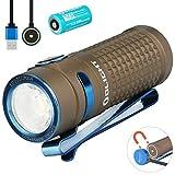 Olight S1R Baton II Mini Taschenlampe 1000 Lumen Kaltes Weiß
