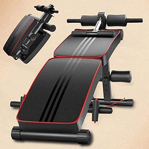 Bicicleta de ejercicio magnética para interiores Dispositivo abdominal multifuncional Fitness Máquina de...