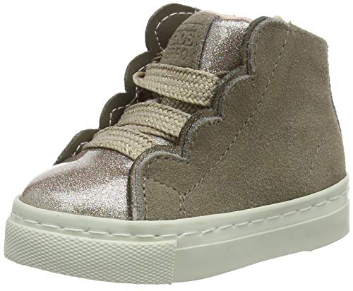 Gioseppo Baby Mädchen Kusel Sneakers Beige Taupe), 22 EU