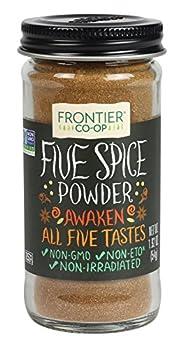 Frontier Five Spice Powder 1.92-Ounce Bottle