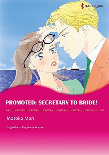 Promoted: Secretary to Bride!: Harlequin comics (English Edition)