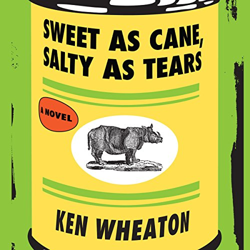 Sweet as Cane, Salty as Tears audiobook cover art
