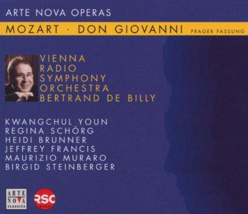 Mozarat - Don Giovanni / Youn · Schörg · Brunner · Francis · Muraro · Steinberger ·  de Billy