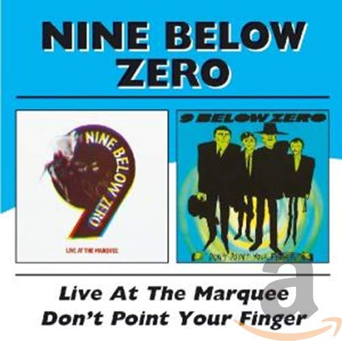 Live at the Marquee/Don'T Point Your Fin
