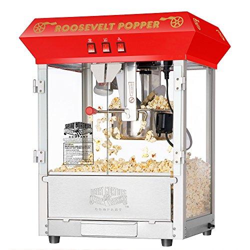 throwback popcorn machine - 3