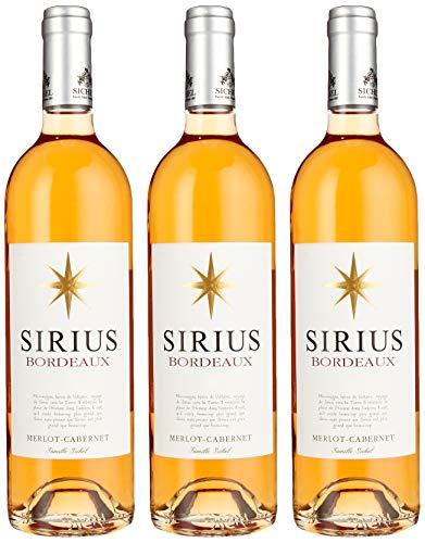 Sirius Roséwein, Bordeaux (3 x 0.75 l)