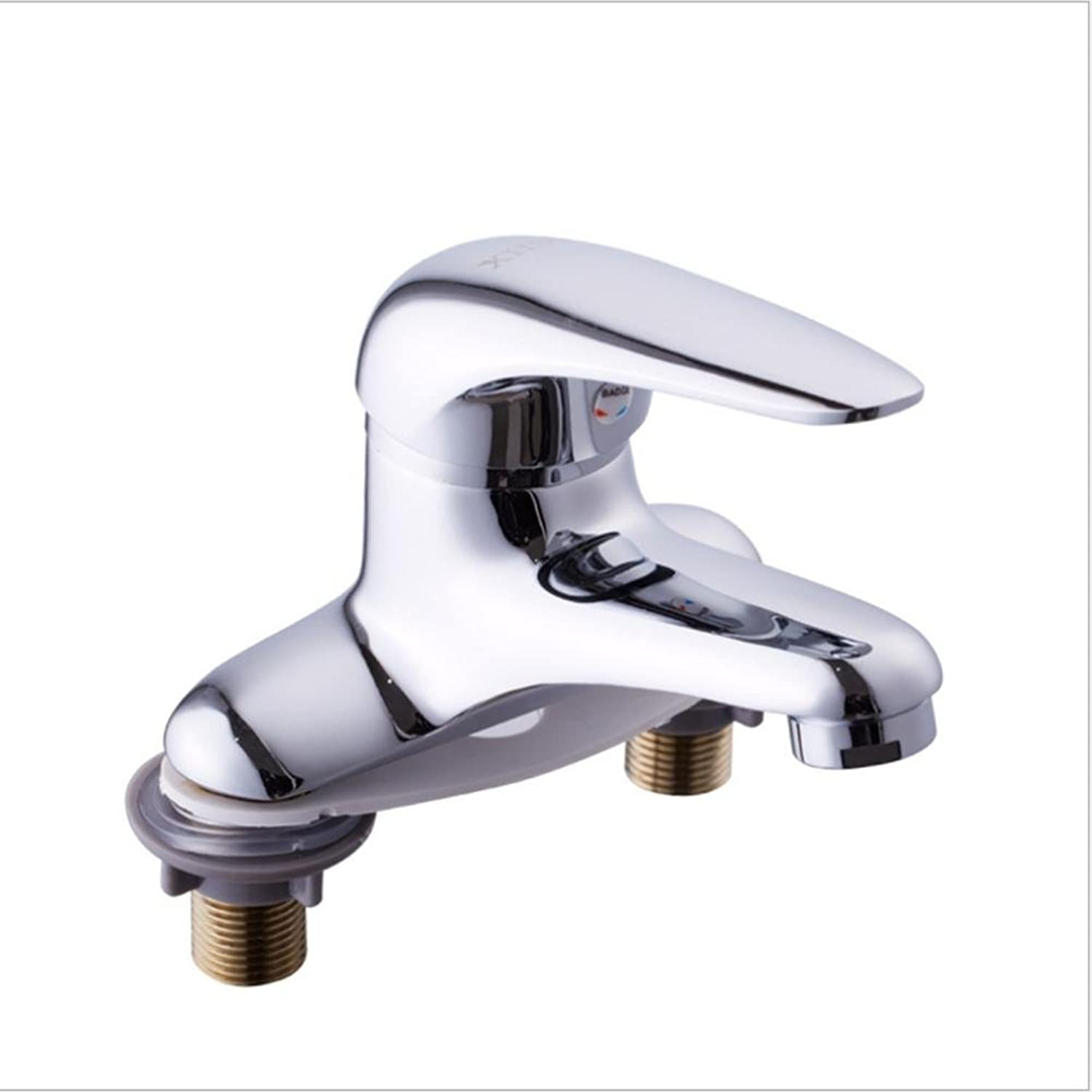 ZHIYUAN Fashion high-end ware Centerset Antique Hot and cold Faucets Retro Kitchen sink copper Mixing faucets