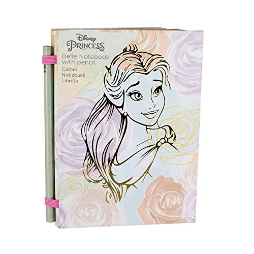 Paladone PP3505DP Belle - Cuaderno