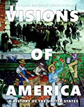 Revel for Visions of America: A History of the United States, Volume 2 -- Access Card (3rd Edition)