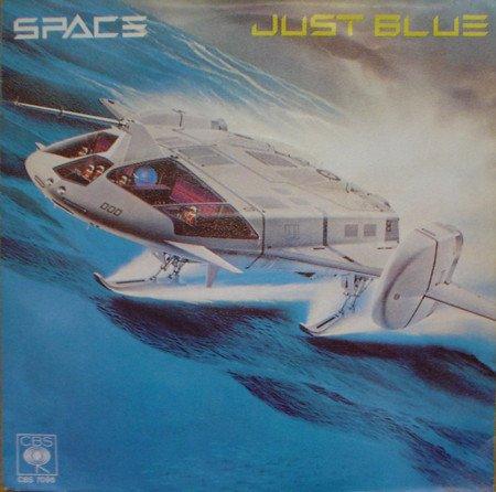 Space - Just Blue - CBS - CBS S 7096, CBS - CBS 7096