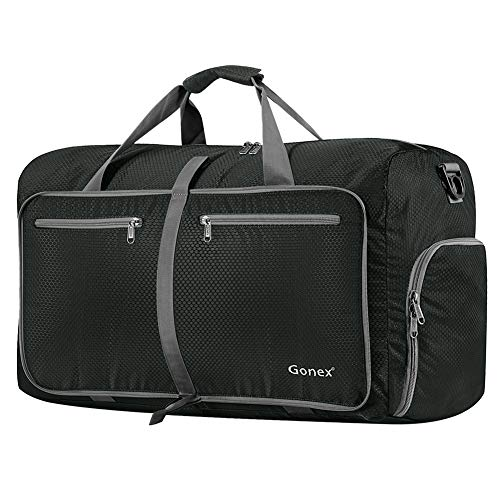 【Durable and Lightweight】**Large Capacity(Product Dimensions (Unfolded Size): 27.6 x 14.6 x 14.2 inches)** Made from water repellent& wear resistant honeycomb 210D nylon fabric and premium zippers, it's super durable and lightweight. It weighs only 1...