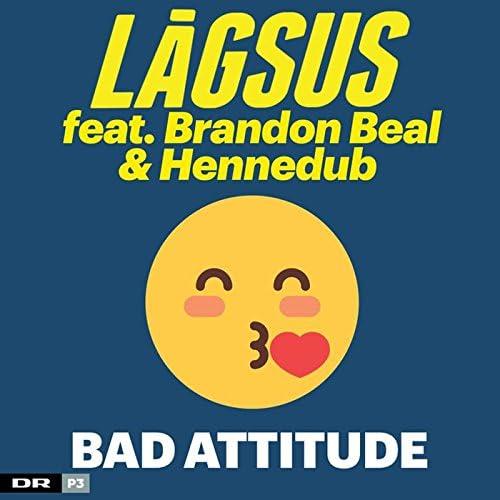 Lågsus feat. Brandon Beal & Hennedub