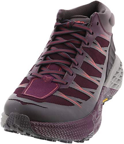 HOKA Damen Trekkingschuh Mid Artikel 1093761, - Bordeau - Größe: 9½