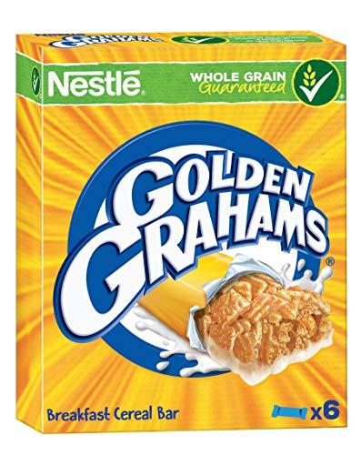 Nestlé Golden Graham - Barritas de Cereales con Maíz y