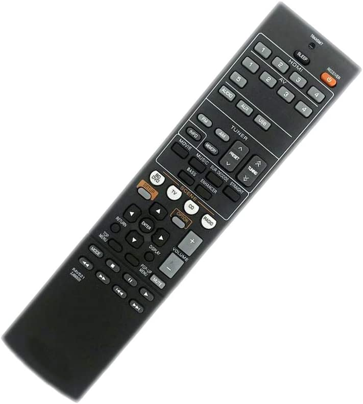 Tampa Mall Davitu Remote Controls - suitbale for audio Spasm price amplifier RX- Yamaha