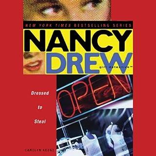 Nancy Drew Girl Detective audiobook cover art