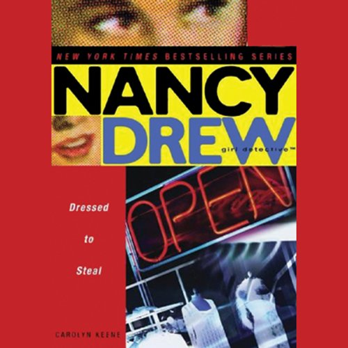 Nancy Drew Girl Detective cover art