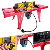 AREBOS Tavolo con fresatrice verticale | Sistema per fresatrice verticale da tavolo di precisione