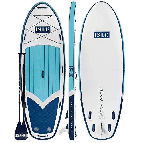 ISLE Megalodon Inflatable Stand Up Paddle Board